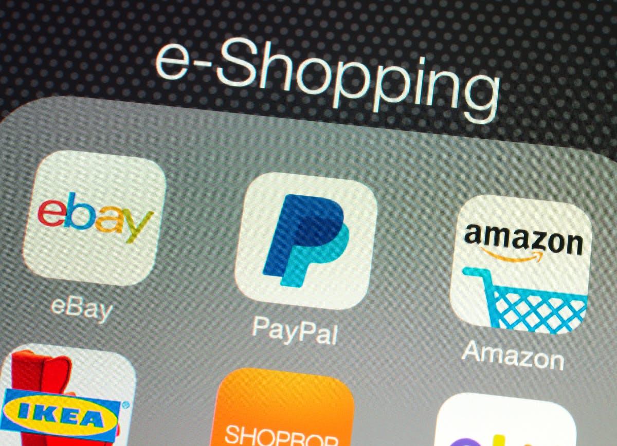 Ebay erwägt Zahlungen per Kryptowährungen, Aktie springt nach oben