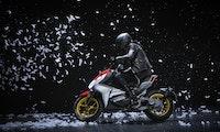 Kymco stellt neues E-Motorrad mit Zweigang-Automatik vor