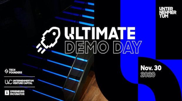 50 Startups, 50 revolutionäre Geschäftsmodelle: der Ultimate Demo Day