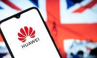 Ab September 2021: Großbritannien verbietet 5G-Komponenten von Huawei
