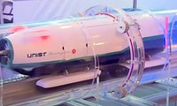 Hyperloop auf koreanisch: Hyper-Tube-Zug erreicht über 1.000 km/h