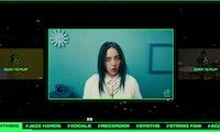 Gitarre, Chor, Katze: Youtube-KI kombiniert kuriose Billie-Eilish-Cover
