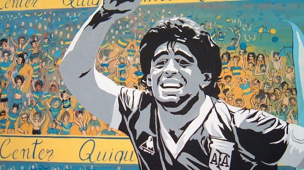 Deep Data zeigt: Darum gewann Maradona die WM und Messi nicht