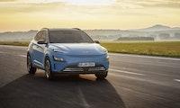 Hyundais Kona Elektro erhält Facelift und neue Ausstattung