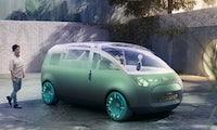 Mehr Lounge als Auto: Mini zeigt den Vision Urbanaut
