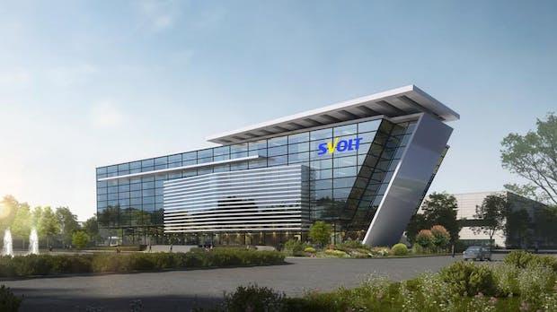 Akkus für eine halbe Million E-Autos: Svolt baut Fabrik im Saarland
