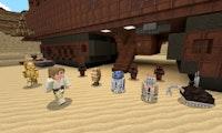 Minecraft mit Baby Yoda: Mojang bringt DLC mit Star-Wars-Motiven