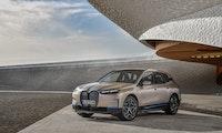 BMW iX: Rein elektrischer SUV mit 600 km Reichweite vorgestellt