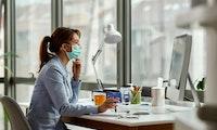Corona-Homeoffice weniger produktiv als das Büro? Ein Vergleich von Äpfeln und Birnen