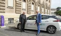 Papamobil: Selbst der Vatikan will auf Elektroautos umstellen