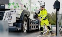 Volvo: Neue Elektro-Lkw und ein langsamer Abschied vom Verbrennungsmotor