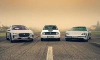 Elektro-Auto Honda E: Japanischer Klein-Stromer ist German Car of the Year