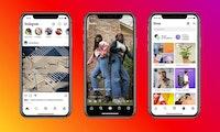 Reels und Shop: Instagram bekommt neue Tabs