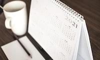 Social-Media-Redaktionsplan 2021: Das solltet ihr nächstes Jahr auf dem Schirm haben