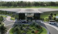 Münchner Flugtaxi-Startup Lilium plant Vertiport in futuristischer Smart-City in Florida
