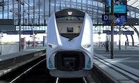 Deutsche Bahn und Siemens bauen Wasserstoffzug mit Schnellbetankung