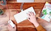 Raspberry Pi 400 ist ein Bastelrechner für den Desktop mit integrierter Tastatur