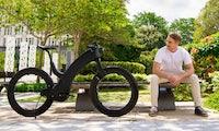 Ohne Nabe und Speichen: Dieses stylische E-Bike kostet nur 2.000 Dollar