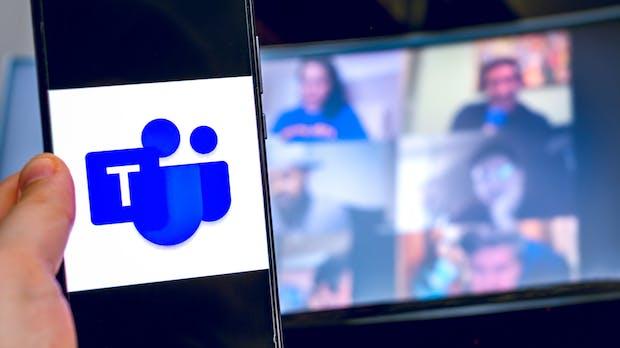 Teams integriert Workspace-Apps in Meetings