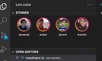 VS Code Stories: Diese Extension sorgt für Instagram-Gefühl in eurem Code-Editor