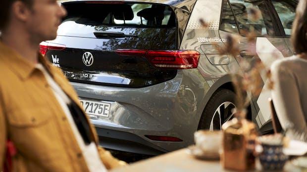 VW ID 3: Weshare nimmt Kompaktstromer in Berliner Carsharing-Flotte auf