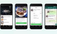 Einkaufen im Chat: Whatsapp führt neuen Shopping-Button ein