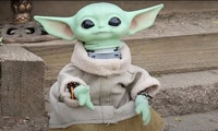 Smarter Baby Yoda mit KI kann euch eigenständig folgen