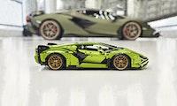 Lässt nicht nur Männerherzen höherschlagen: 5 gute Gründe für den LEGO® Technic™ Lamborghini