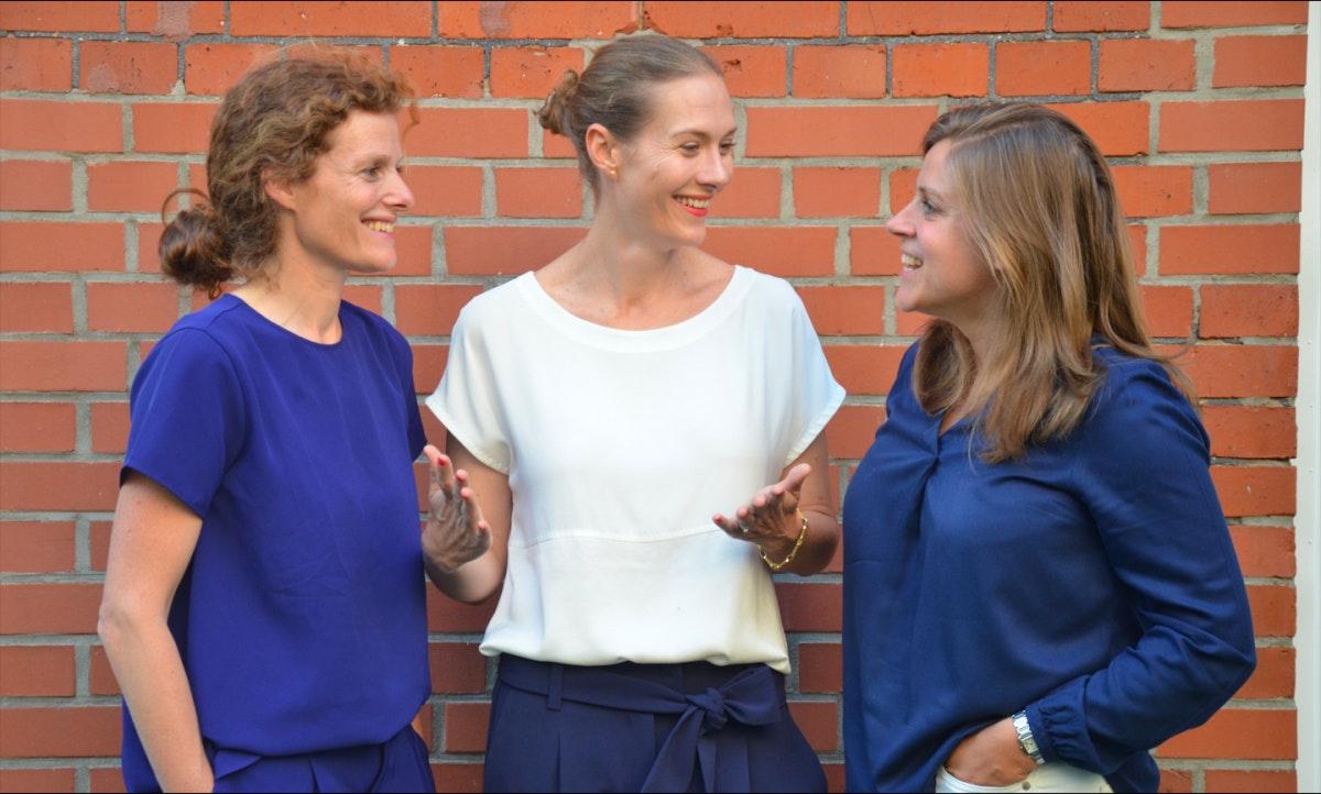 Die Angel Investorinnen von Auxxo. (Foto: Auxxo)