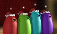 Blob Opera: In diesem Google-KI-Experiment singen niedliche Blobs deine eigene Oper