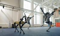 Boston Dynamics: Diese Roboter tanzen besser als du!