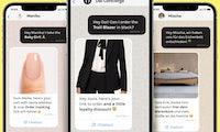 Charles: Einkaufen über Whatsapp soll für größere Warenkörbe sorgen