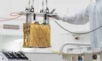 So wollen Wissenschaftler auf dem Mars für Sauerstoff sorgen