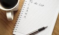 """Benutzt die To-do-Liste nicht als """"Ich könnte""""-Liste"""
