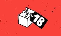 t3n Adventskalender: Wirf einen Blick hinter Türchen Nummer 18!