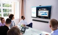 """Thinksmart Hub: Lenovo aktualisiert seine Konferenzlösung für """"das neue Normal"""" der Arbeitswelt"""