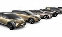 e-TNGA: Toyota verrät Details über erstes vollelektrisches Modell