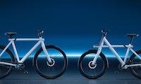 Rasant gestiegene E-Bike-Verkäufe: Vanmoof erobert Deutschland