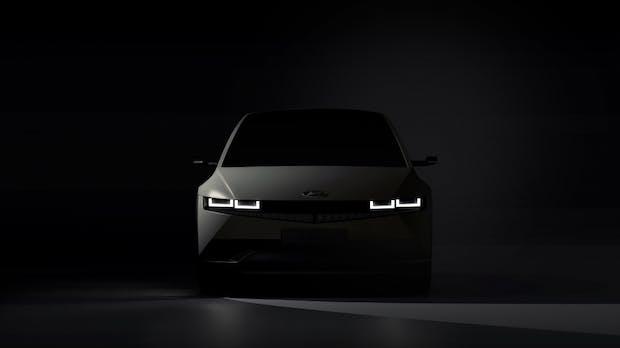 Ioniq 5: Hyundai veröffentlicht erste Bilder, Videos und Daten