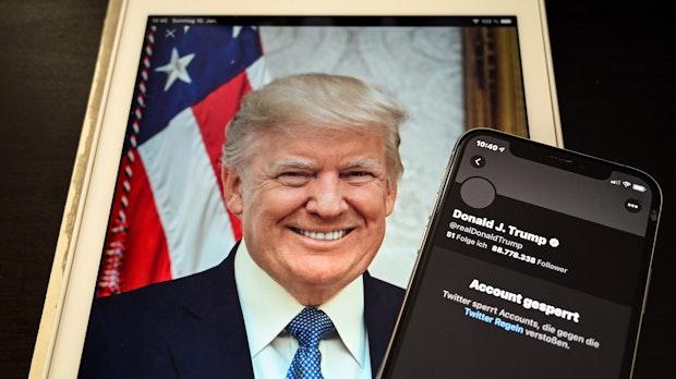 Wenn 2 Tech-Milliardäre Trump den Stecker ziehen