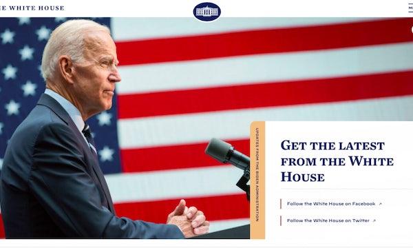 Easter-Egg im Quellcode: Das neue whitehouse.gov begeistert nicht nur Entwickler