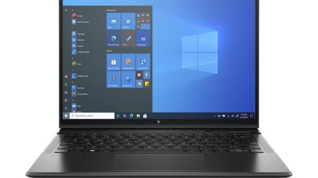 HP Elite Folio: 2-in-1-Notebook mit Qualcomm-Chip soll 24 Stunden durchhalten