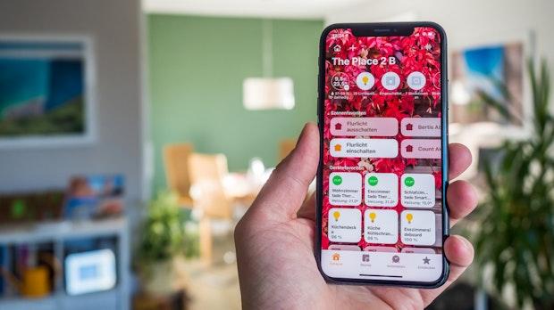 Homekit im Test: Mit Apple 2021 das Smarthome steuern, kommandieren, automatisieren