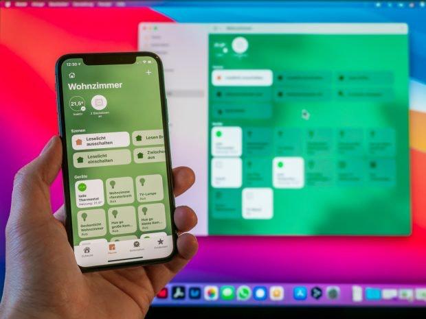 Apple Home auf iOS und macOS