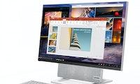 Yoga AIO 7: Lenovo bringt All-in-One-PC mit drehbarem 4K-Display