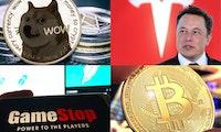 5 Dinge, die du diese Woche wissen musst: Die Meme-Kultur ist an den Finanzmärkten angekommen
