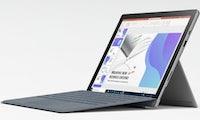 Microsoft: Flottes Surface Pro 7 Plus für Firmenkunden und Schulen