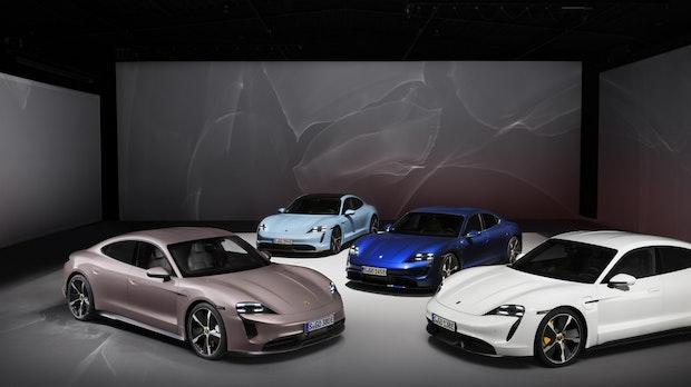 Verbrenner-Aus bei Porsche bis 2030: Alle Modelle außer 911 werden elektrisch