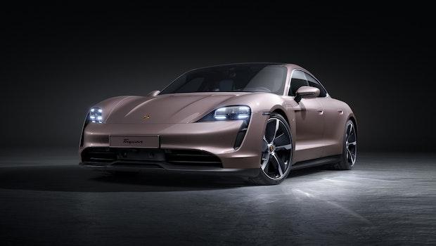 Der Porsche Taycan mit Heckantrieb hält den Rekord für den längsten Drift eines Elektroautos. (Foto: Porsche)
