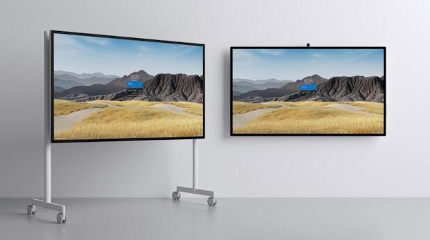 Microsoft startet Auslieferung des Surface Hub 2S 85-Zoll im Februar